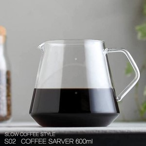 キントー S02 コーヒーサーバー 600ml S02 Coffee Sever 600ml KINTO SLOW COFFEE STYLE  あすつく|bit