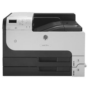 HP(Inc.) CF236A#ABJ LaserJet Enterprise M712dn プリンター|bita-ec