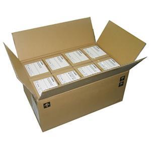 キヤノン 古紙配合名刺 両面マットコート クリーム 徳用箱 3163B002|bita-ec