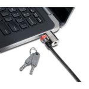 ケンジントン K67974WW Clicksafe Keyed Laptop Lock For Non-Standard Security Slots bita-ec