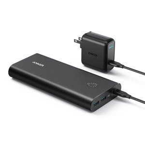 Anker PowerCore+ 26800 PD black B1375112