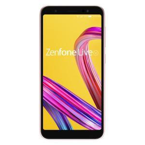 ASUS ZA550KL-PK32 Zenfone Live L1 (Android 8.0/Qualcomm Snapdragon 430/2GB/32GB/5.5インチ/ローズピンク)|bita-ec