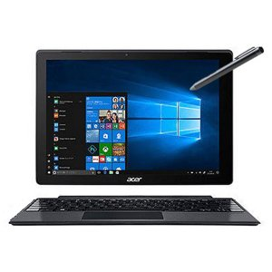 Acer SW512-52P-A34QB6 (Core i3-7130U/4GB/SSD128GB/12.0/Win10 Pro/Of H&B 2016)|bita-ec