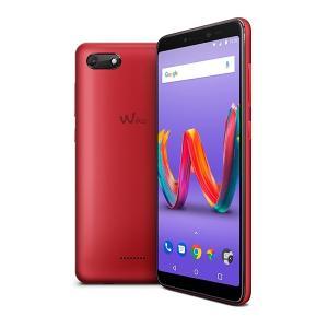 WIKO W-V600(CHERRY RED) Tommy3 Plus(チェリーレッド)|bita-ec