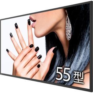 ●サイズ : 55型 ●液晶パネル方式 : VA ●表示色 : 1670万色 ●応答速度 : 8ms...
