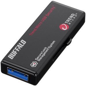 バッファロー RUF3-HS4GTV5 暗号化機能 管理ツール USB3.0 セキュリティーUSBメモリー ウイルスチェック 5年 4GB|bita-ec