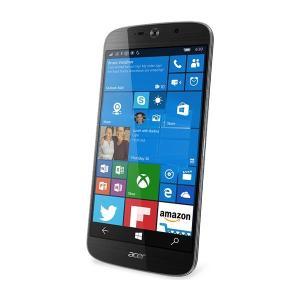 WIn10モバイル搭載スマートフォンとディスプレイとHDMIケーブルのセット JPS58 G236HLBbidx DH-HD14EL10/RS