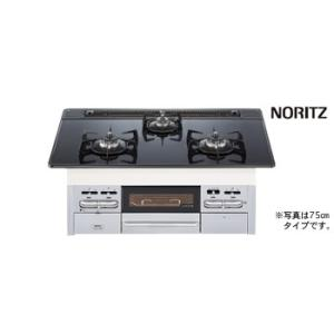 【N3WN7RWTSSV】 ノーリツ ビルトインコンロ ガスコンロ famiシリーズ 間口75cmタイプ яб∀ biy-japan
