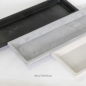 レクタングラープレートS【長方形受皿/鉢皿/受皿プランター 】|biyori