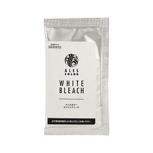 アレスインターナショナル アレスカラー ホワイトブリーチ(1剤)30g【メール便対応可能】|biyouzairyo
