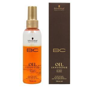 BCオイル イノセンス オイルミスト(洗い流さないヘアトリートメント)  150ml