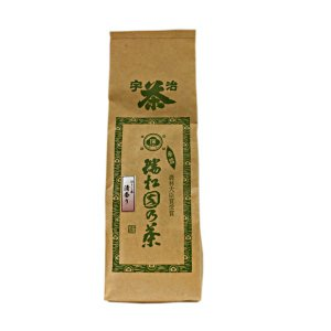 京都瑞松園 宇治茶 ほうじ茶 清香り 内容量200g|biyouzairyo