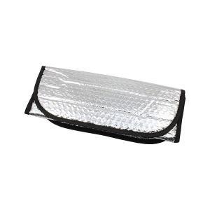 エアコン室外機遮熱エコパネル (約)奥行35×横80cm(ベルト除く) |biyouzairyo