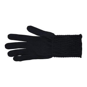 コラーゲン手袋 モイストコート002 ブラック|biyouzairyo