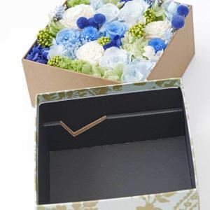 デザイナーズ プリザーブドフラワー Sweet Box(トゥモロー)【全国送料無料】|biz-hana|06