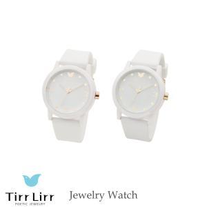 腕時計 レディース 白 ホワイト ウォッチ TirrLirr ティルリル シルバー ピンク ゴールド ギフト 韓国 ファッション|bj-direct