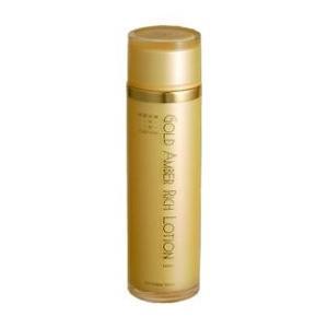 【10%OFF!!】コスメプラウド ゴールドアンバーリッチローション 化粧水 120ml|bjcosmetic