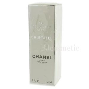 【ラスト1点!!】CHANEL シャネル CRISTALLE クリスタル  EDT 香水 59ml 海外パッケージ|bjcosmetic