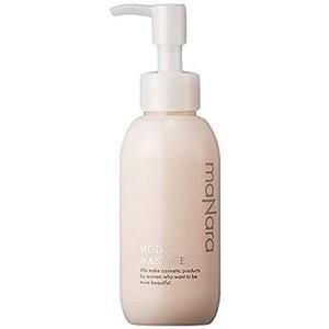 【ラスト1点!!】 マナラ モイストウォッシュゲル 美容液洗顔料  日本製 120ml|bjcosmetic