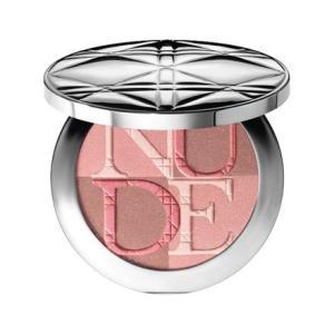 【ラスト1点!!】箱なし Dior ディオールスキン ヌード シマー パウダー #001 ローズ フェイスパウダー 10g アウトレット|bjcosmetic