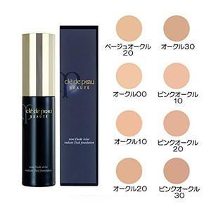 豊富な美容液成分が肌をトリートメントして、美しくつやとひとつになる最新のリキッドファンデーション。 ...