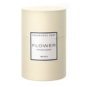 【30%OFF!!】TAMANOHADA 玉の肌石鹸 フラワー・フレグランスソープ ミモザアカシア FLOWER FRAGRANCE SOAP  (Mimosa Acacia) 300g(100g×3 個|bjcosmetic