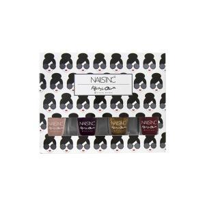 【ラスト1点!!】NAILS INC ネイルズ インク アリス&オリビア ミニ フォール コレクション 5ml×4色セット|bjcosmetic