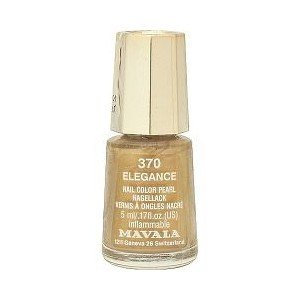 【36%OFF!!】MAVALA マヴァラ ネイルカラー マニキュア 370 エレガンス 5ml|bjcosmetic