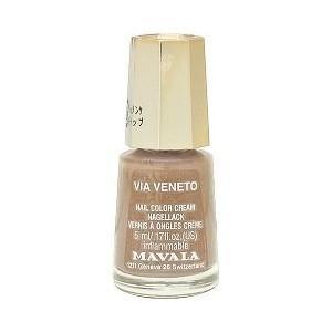 【36%OFF!!】MAVALA マヴァラ ネイルカラー マニキュア 289 ヴィアヴェネット 5ml|bjcosmetic
