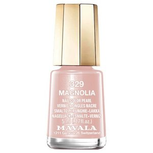 【36%OFF!!】MAVALA マヴァラ ネイルカラー <マニキュア> 329 マグノリア 5ml|bjcosmetic