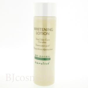 【20%OFF!!】キャロリーヌ 薬用ホワイトニングローション 美白化粧水 100ml|bjcosmetic