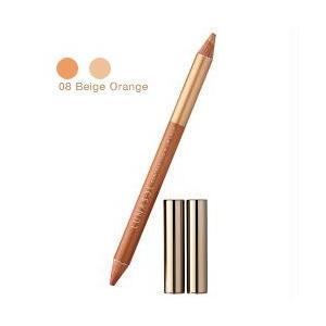 【ラスト1点!!】カネボウ LUNASOL ルナソル コントラスティングWリップライナー 08 Beige Orange 1.2g bjcosmetic