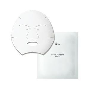 【20%OFF!!】IPSA イプサ ホワイトプロセス マスク <医薬部外品> 18ml×6枚 美白シート状マスク bjcosmetic