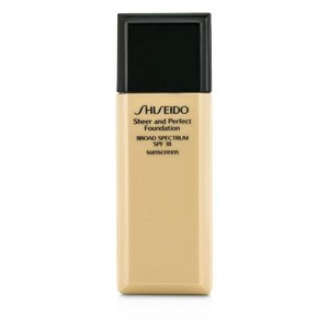 【35%OFF!!】 資生堂 メーキャップ Sheer and Perfect Foundation (シアーアンドパーフェクト ファンデーション) I20 SPF18 30ml 海外版|bjcosmetic