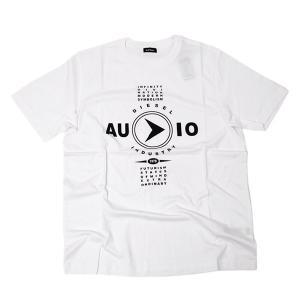 ディーゼル DIESEL T-JUST-Y2 コットン 半袖 Tシャツ ホワイト [メンズ] 00SSPP 0091A 100|bjkyoto