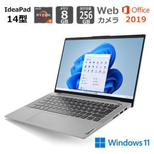Lenovo ノートパソコン IdeaPad Slim 550  14型IPS液晶 フルHD/AMD...