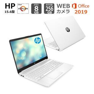 HP ノートパソコン HP 15s-eq1000 15.6型/ AMD Athlon Silver ...