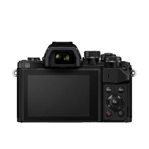 展示品・送料無料 OM-D E-M10 MarkII 14-42mm EZレンズキット ブラック 即納可能商品|bjy-store|04