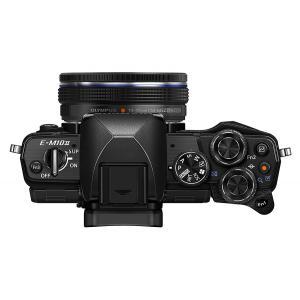 展示品・送料無料 OM-D E-M10 MarkII 14-42mm EZレンズキット ブラック 即納可能商品|bjy-store|05