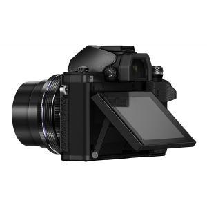 展示品・送料無料 OM-D E-M10 MarkII 14-42mm EZレンズキット ブラック 即納可能商品|bjy-store|06