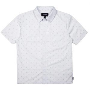 ブリクストン ベルモント ショートスリーブシャツ ウーブン  Brixton BELMONT S/S WOVEN  #01075 [正規品]|bk2bk