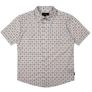 ブリクストン ブランソン ショートスリーブシャツ ウーブン  Brixton BRANSON S/S WOVEN  #02103 半袖シャツ 柄シャツ [正規品]|bk2bk