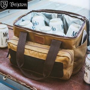 ブリクストン ガードウッド・クーラー  Brixton GIRDWOOD COOLER #05151 クーラーボッグス 保冷バッグ [正規品]|bk2bk