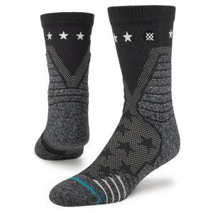 STANCE Socks GUNNER スタンスソックス ガンナー PerformanceBasketball パフォーマンス・NBAコレクション バスケットボール [正規品]|bk2bk
