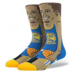 STANCE NBA Future Legends S.CURRY スタンスソックス フューチャーレジェンズ ステフィン・カリー Stephen Curry ウォリアーズ M545C16SCU バスケット [正規品]|bk2bk