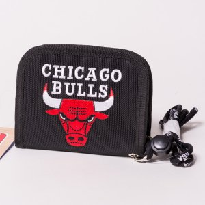 NBA WALLET CHICAGO BULLS エヌビーエー 刺繍ロゴ入り財布 シカゴ・ブルズ バスケットボール|bk2bk