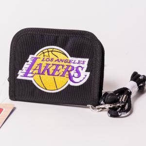 NBA WALLET LOS ANGELES LAKERS エヌビーエー 刺繍ロゴ入り財布 ロサンゼルス・レイカーズ バスケットボール|bk2bk