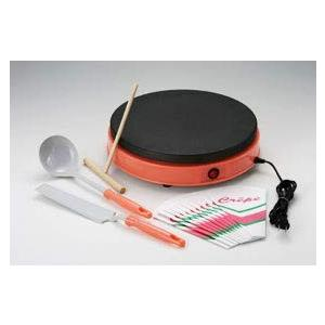 電気クレープメーカー ドレミ CS3-061216 bkworld