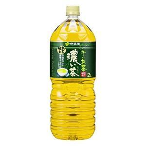 伊藤園 お〜いお茶 濃茶  2L×6本(1ケース、まとめ買い、最安値に挑戦) 【関東限定】|bkworld