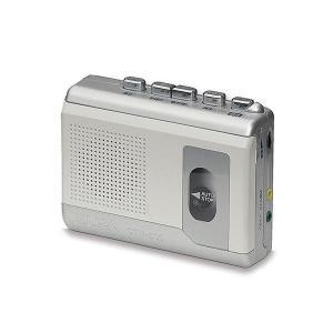 ELPA(エルパ) カセットテープレコーダー CTR-300...